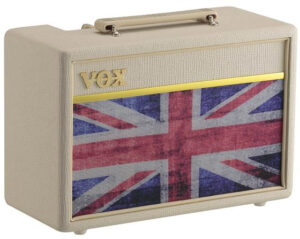 amplificador vox pathfinder 10 uj union jack lateral